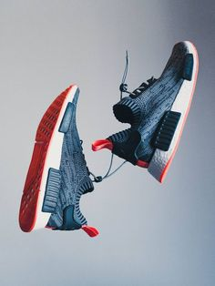 Overkill x Adidas NMD 'Firestarter' - 2016 (by. – Overkill x Adidas NMD 'Firestarter' - 2016 (by Adidas Cap, Adidas Nmd R1, Adidas Shoes, Nike Sneakers, Adidas Originals, Nike Free Shoes, Running Shoes Nike, New York Fashion, Mens Fashion