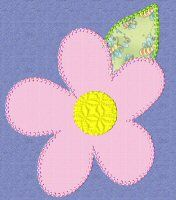 Bunnycup Embroidery | Free Machine Embroidery Designs | Sweet Spring Applique