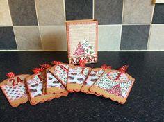 Craftwork Cards Blog: Calendar box