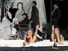 A 2ª MITsp – Mostra Internacional de Teatro de São Paulo apresenta dez espetáculos da Rússia, Alemanha, Suíça, Inglaterra, Ucrânia, Holanda, Itália, Israel e Brasil no período de 6 a 15 de março, em vários espaços da capital paulista.