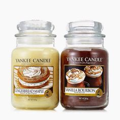Yankee Candle 2015 Fragrances