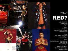 RED. Lexus spec, Michael Phelps, Olympian. Sportswear International editorial. Elliott Wilson, EIC, XXL magazine, Kirin Mishra, Yogi. www.jadedressler.com