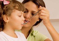 Safe recipes for cough for children / Health Alphabet