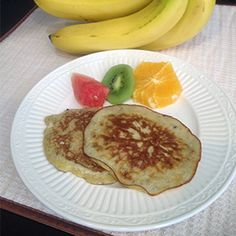 If you want to start your day right, with a quick and yummy breakfast, you have to make yourself this Flour-less Banana Pancake. It won't be the fluffy kind you're used to, but the sweet banana taste will beat fluffy any day! The eggs will help curb your appetite and the banana is a slimming SUPERFOOD! Cook it up in a few minutes and enjoy your day.