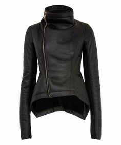 Biker Jacket I want this ♥ becks