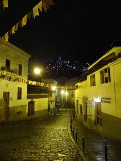 Calle La Ronda, Quito Ecuador