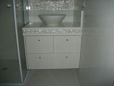 Banheiro planejado Fabricação propria,Moveis Exclusivos E-mail:anderson.trufeli@gmail;com Telefone para Contato:(11)  9-9452-5805