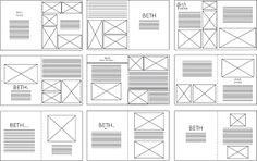a4 layout에 대한 이미지 검색결과