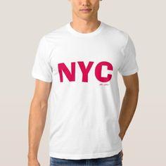 NYC LOGO HAVIC ACD T SHIRT