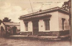 Deshaies - Guadeloupe - Mairie Hui, Luxury, Photos, Design, City Office, Antique Post Cards, Cake Smash Pictures