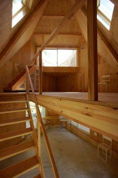 Une maison annexe au Japon