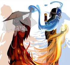 Avatar Aang, Avatar Airbender, Zuko And Katara, Avatar Legend Of Aang, Team Avatar, Legend Of Korra, Avatar Cartoon, Avatar Funny, Fanart
