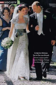 Prince Philipp von Hessen and Laetitia Bechtolf: 10-6-2006 - Page 3 - The Royal Forums