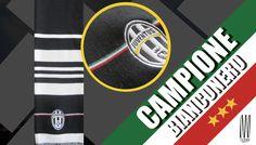 Campione bianconero, nuestra nueva bufanda.
