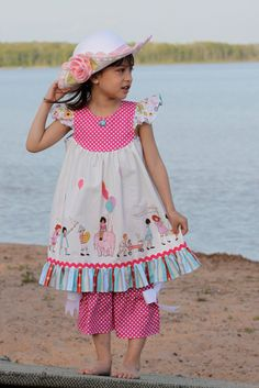 e8a0b4518728d Children at Play On Parade Flutter Dress 6 by JemiBoutique