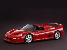 1995 Ferrari F50 Wallpaper - http://wallpaperzoo.com/1995-ferrari-f50-wallpaper-40693.html  #1995FerrariF50