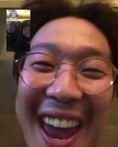 After party at HaHa's restaurant #401 #Busan !! happy to c ma bro's happy face! Best BBQ place in Busan!! Everybody come to 401 Busan!! #TurboConcert2016  #AfterParty #MabrosRestaurant 터보 부산 콘서트 뒷풀이로 하하네 401 부산!! 내동생 좋아하는 얼굴 보니 너무 좋다~! ^^ 대박나자 #401 #부산 !! #내동생식당401 #맛있다 #내동생엄청좋아하네 #나잘했지 #ㅋㅋㅋ