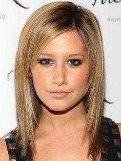 Medium Straight Hairstyles Most Charming Medium Hairstyles For Women  Pinterest  Medium