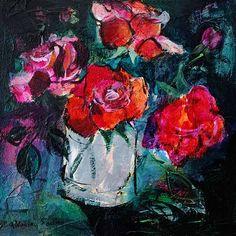 Roses : Patricia Sadler