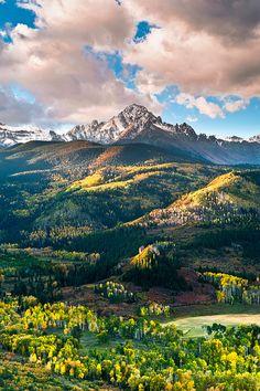 North Face - Mount Sneffels - Colorado