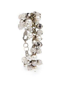 MANGO - TOUCH - Shiny charms bracelet