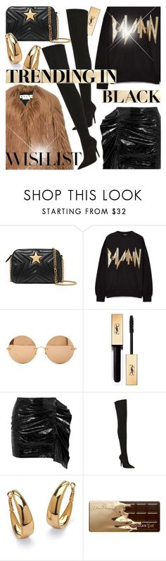 """#PolyPresents: Wish List"" by cilita-d ❤ liked on Polyvore featuring STELLA McCARTNEY, Balmain, Victoria Beckham, Marni, Yves Saint Laurent, Isabel Marant, Jeffrey Campbell, Palm Beach Jewelry, Too Faced Cosmetics and contestentry"