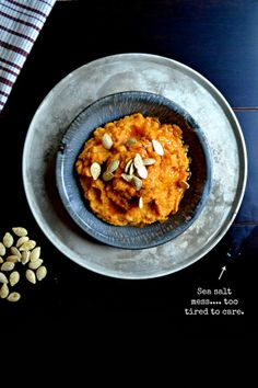 GF Bakeaholic Mama: Pumpkin Hummus