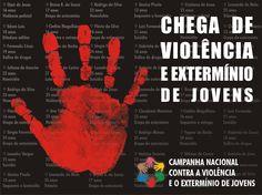 A TRAJETÓRIA DE UM HOMEM DO POVO: CHEGA DE VIOLÊNCIA E EXTERMÍNIO DE JOVENS