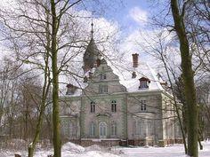 Oferty | Pałac w Kruszewie gm Ujście woj wielkopolskie | Nieruchomości zabytkowe, pałace dwory - BE HAPPY - pałace i dworki na sprzedaż
