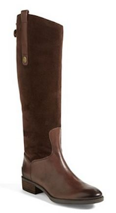 Love this riding boot - perfectly priced at $129! http://rstyle.me/n/mr4kvnyg6