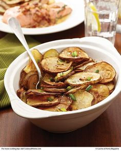 Home Fries | Cuisine at home eRecipes