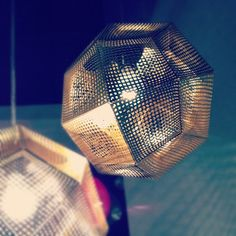 Laser cut lighting