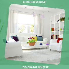 Już teraz zapisz się do #Szkoły #Policealnej na kierunek #Dekorator #Wnętrz - dekorowanie domu ! Realizuj swoją pasję i rozwijaj się zawodowo razem z nami #ProfesjaEdukacja www.profesjaedukacja.pl