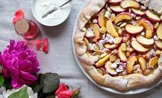 Kitchenette — Křehký letní ovocný koláč - Galette