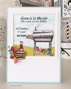 stampin 2020 sale a bration sab spring occassions catalog Frühlingskatalog Set . - stampin 2020 sale a bration sab spring occassions catalog Frühlingskatalog Set : outdoor barbecue / - Outdoor Barbeque, Grill Barbecue, Barbecue Chicken, Barbecue Sauce, Traeger Bbq, Fun Fold Cards, Fathers Day Cards, Masculine Cards, Backyard Bbq