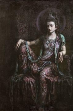 #kwan yin #bodhisattva