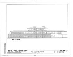 Small Frank Lloyd Wright House Plans Google Search