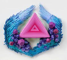 paper, art, sculpture, Lauren Clay
