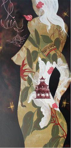 Manyung Gallery Group Wendy  Arnold Abundance