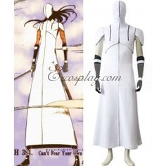 Bleach Tousen Kaname Hollow Cosplay Costume