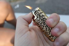 fancy lighter