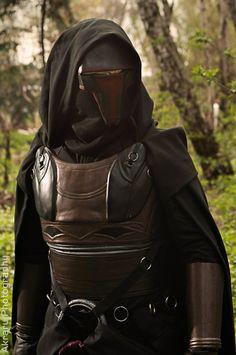 Darth Revan cosplay.