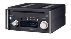 Als CD-Micro-System der neuesten Generation, gerüstet für das Hi-Res Zeitalter, bezeichnet Teac Audio das neue Teac CD-H101.