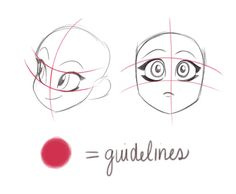 image Angiensca's guidelines on eyes placement and face unneeded this SO BAD!!!!! Thank u so much!