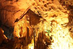 Formaciones en Thien de Vietnam Cueva Duong