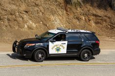 CHP Ford Explorer Police Interceptor Utility