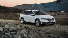 Aktuell! Neuer Octavia Scout - Skodas schräger Fast-SUV - http://ift.tt/2hZLXZI #news