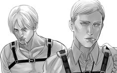 Mike and Erwin SnK