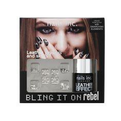 Kit Bling it on Leather de Nails Inc