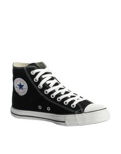 Converse All Star High Top Sneakers: A Classic <3